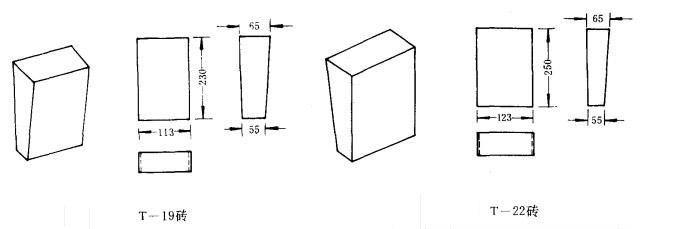 厚楔形耐火砖介绍