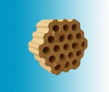 <b>热风炉用低蠕变粘土格子耐火砖</b>