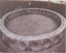 大型高炉用风口组合砖