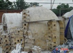 外燃式组合砖